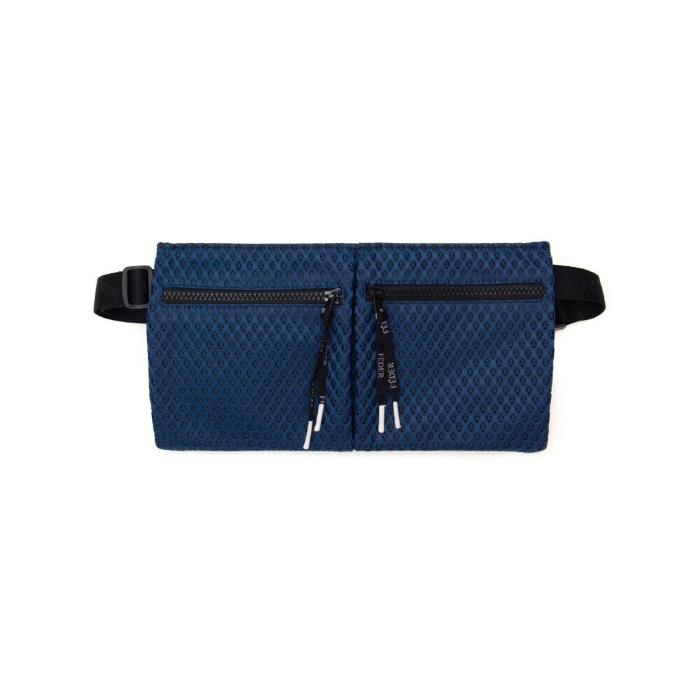 pochete seoul feder azul