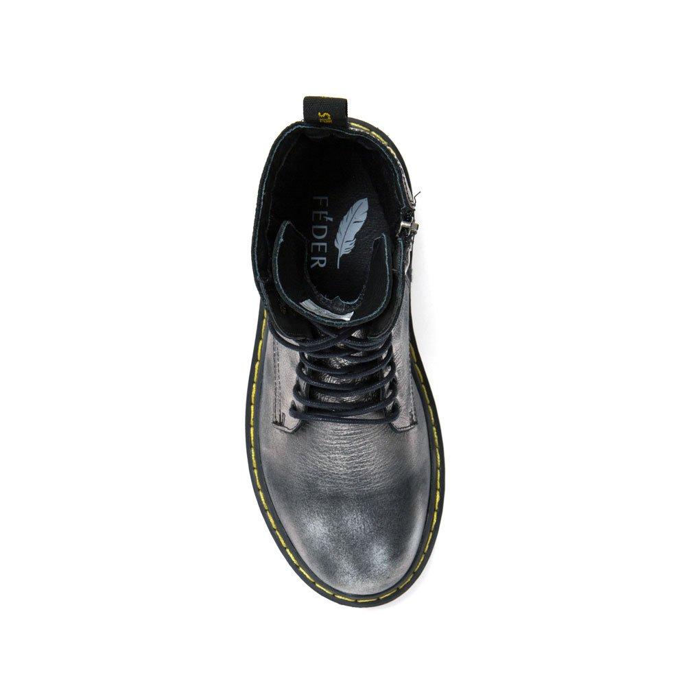 bota metalizada - Feder Global